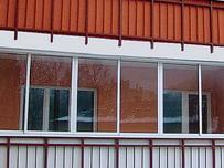 Балконное остекление улучшат внешний вид вашего балкона