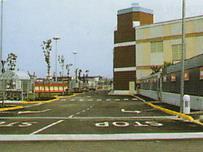 Парковочная система CAT перекрывает проезды шириной до 16 м
