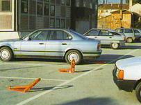 Парковочная система UNIPARK полностью автоматизирована