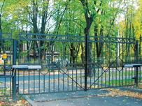 Линейный привод для распашных ворот