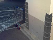 Угловая защита фасадов