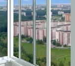Балконное остекление недорого, свое производство.
