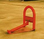 Парковочное оборудование для платного паркинга и парковочный блокиратор