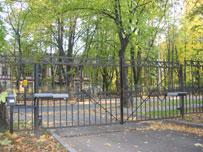Ремонт металлических ворот