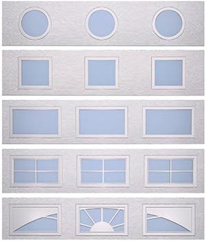 Врезные окна